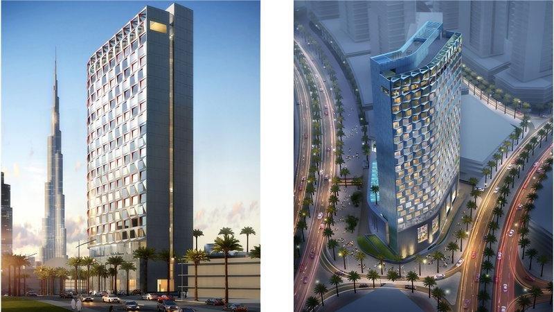 Indigo Dubai Business Bay