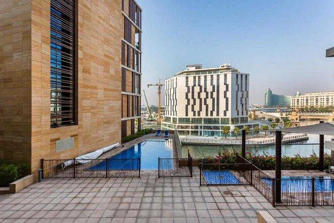 HiGuests Vacation Homes - Dubai Wharf
