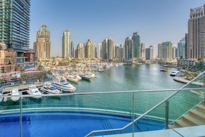 One Bedroom Apartment in Cayan Tower by Deluxe Holiday Homes