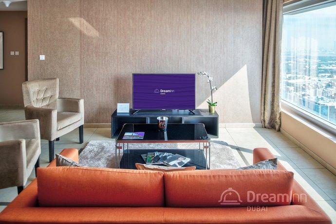 Dream Inn Dubai Apartments - 48 Burj Gate Burj Khalifa & Fountain View