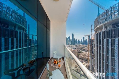 Bnbme Burj Al Nujoom Studio Close To The Burj Khalifa