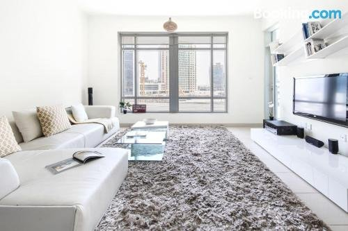 Bright and spacious 1BR Apartment in the center of Dubai