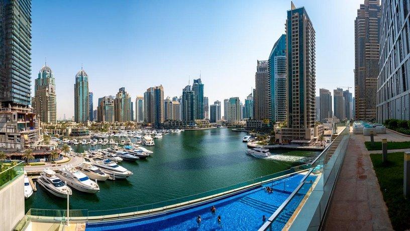 Dubai Marina Three Bedroom Marina Heights
