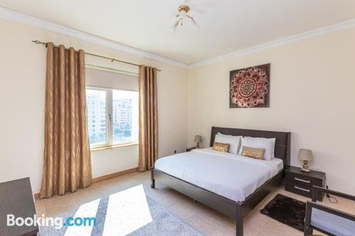 Two Bedroom with Road View