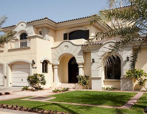 Palm Villas The Palm Jumeirah