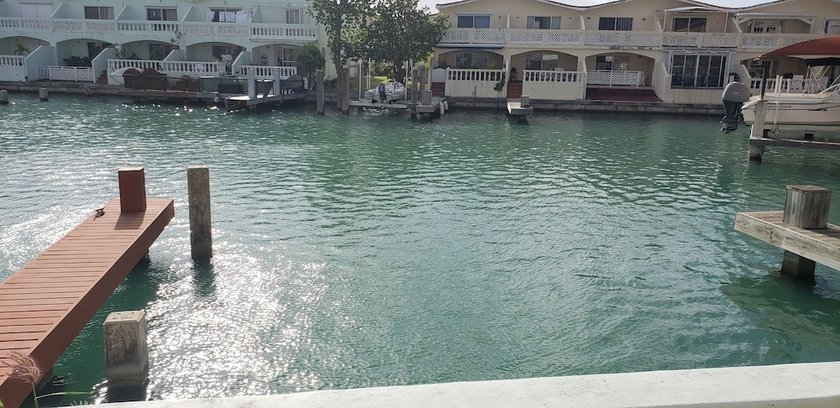 Villa 410D at Jolly Harbour
