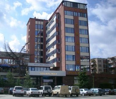 Hotel Grand Palace Korce