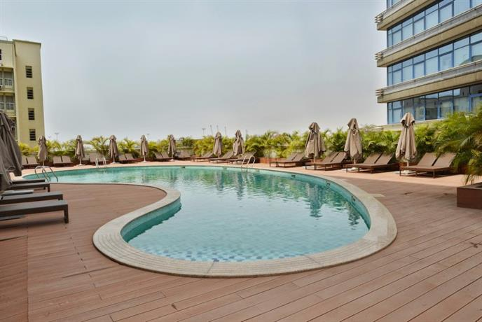 Hotel Diamante Luanda