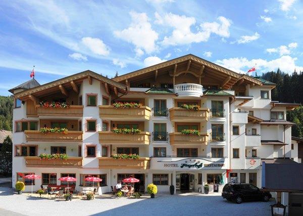 Hotel Jagerhof Gerlos