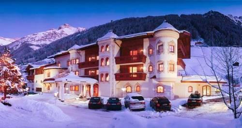 Appartements Alpenschlossl Neustift im Stubaital