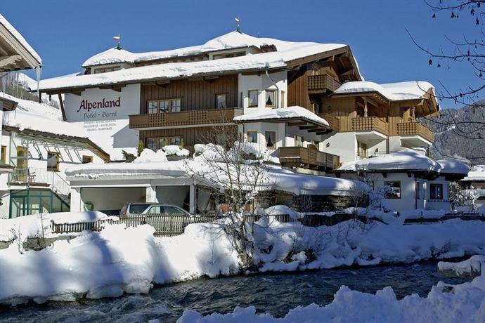 Hotel Garni Alpenland Gerlos