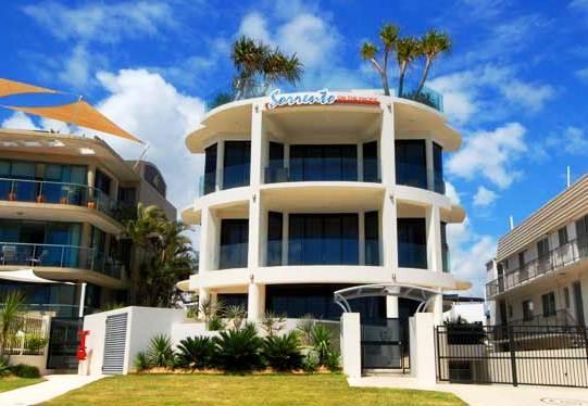 Sorrento on the Pacific Apartments Alexandra Headland