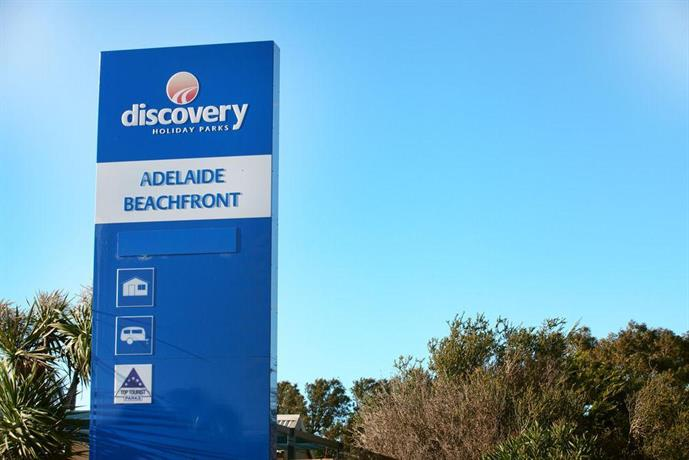 Discovery Parks - Adelaide Beachfront