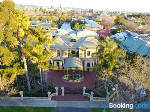 Grand Bluestone Mansion