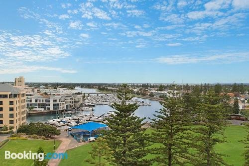 Beachside luxury & comfort ocean views in Glenelg