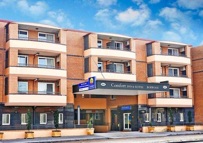 Comfort Inn & Suites Burwood