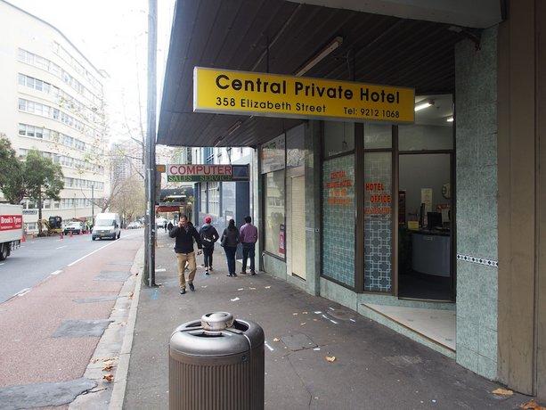 Central Private Hotel