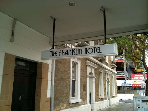 The Franklin Boutique Hotel