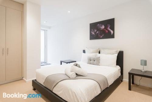 Ther-Rich 2Brm CBD Apartment