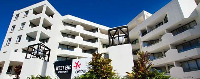Central Bardon Conference Venue Apartments Brisbane