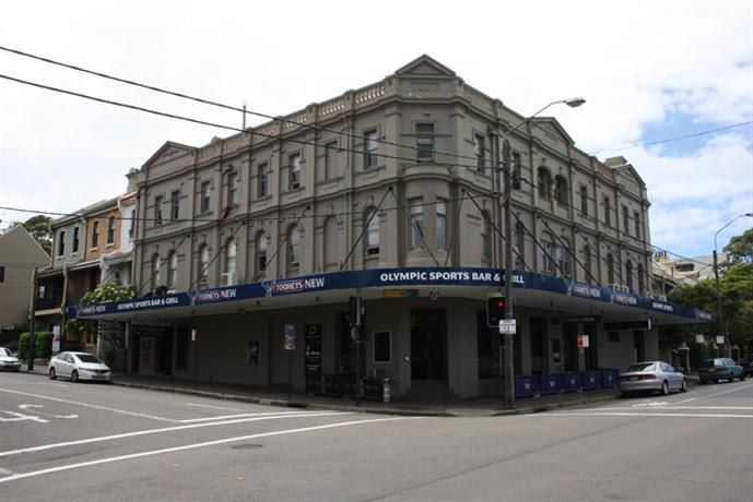 Olympic Hotel Sydney