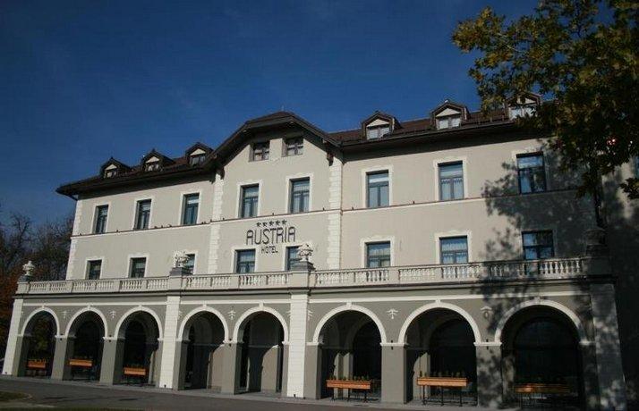 Hotel Austria & Bosna Sarajevo