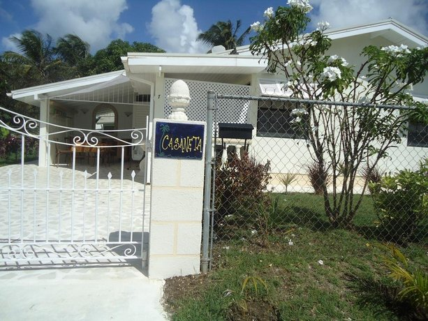 Casaneta Tropical Cottage