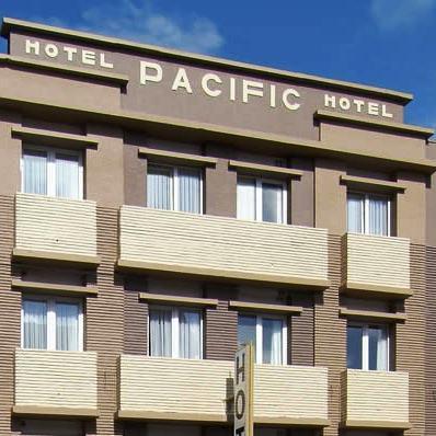 Pacific Hotel Blankenberge