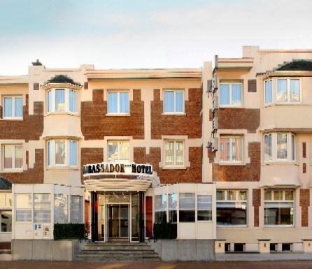 Hotel Ambassador De Panne