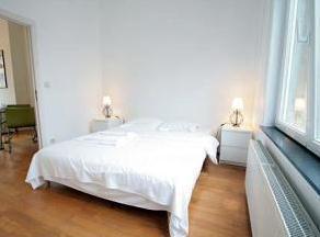 Brussels Apartment Vleurgat