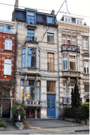 Villa Leopoldine Brussels Guesthouse