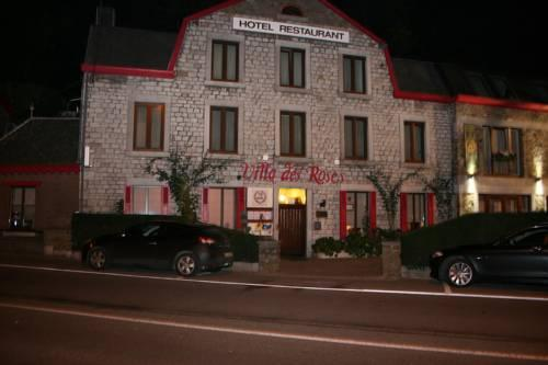 Villa Des Roses Aywaille