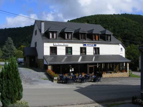 Auberge le Vieux Moulin