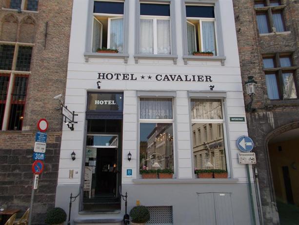 Hotel Cavalier Bruges