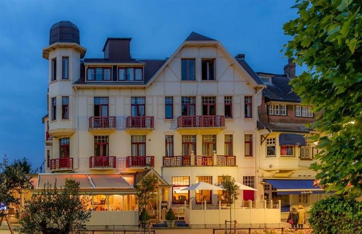 Hotel Heritage De Haan
