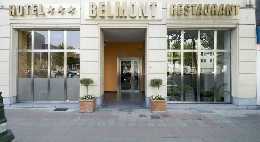 Belmont Hotel Brussels