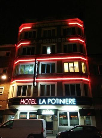 Hotel La Potiniere Brussels