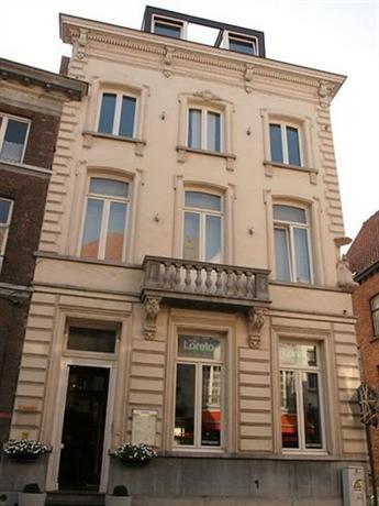 Hotel Loreto Bruges