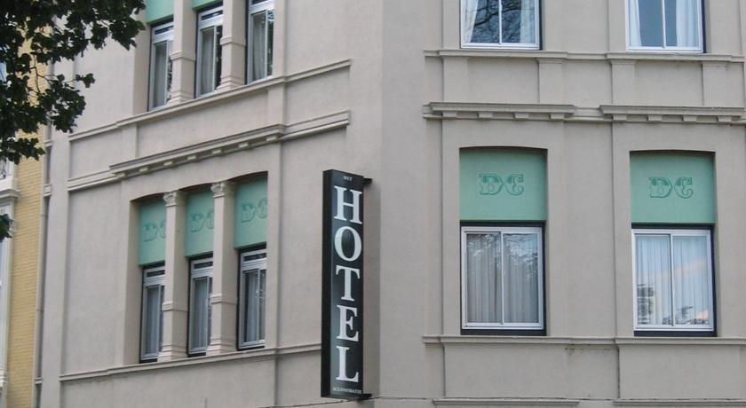 Hotel Du Commerce Antwerp