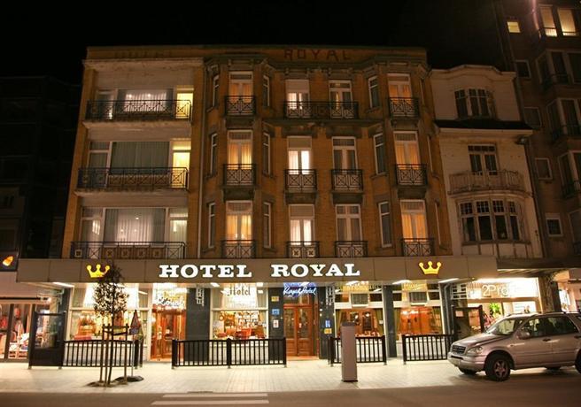Hotel Royal De Panne