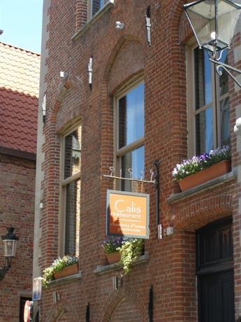 Cornerhouse Bruges
