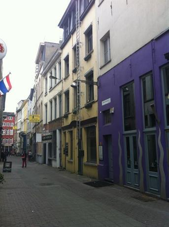 Antwerp Sleep Inn City Center