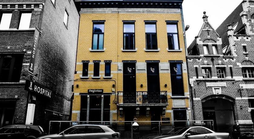 Bed and Breakfast The Glorious-Inn Antwerpen