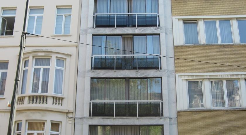 Home In Brussels - Kings Garden - Louise district