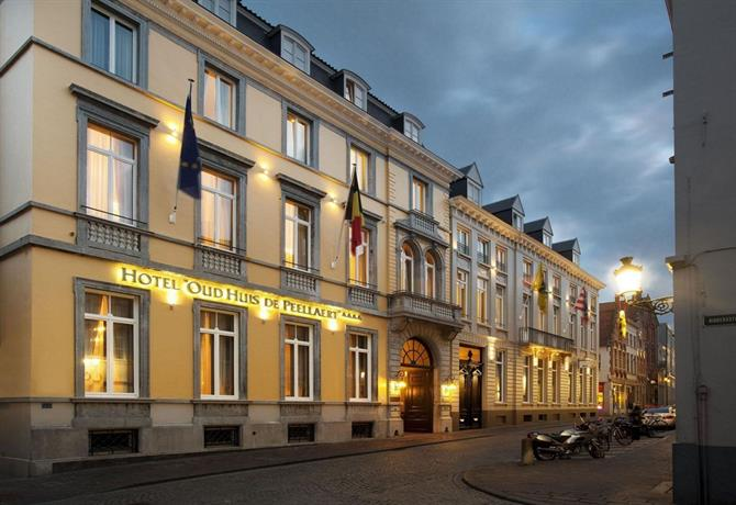 Hotel The Peellaert Brugge Centrum Adults only