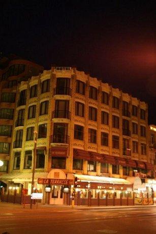 Hotel La Terrasse De Panne