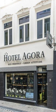 Hotel Agora Brussels Grand Place