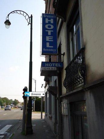 Hotel Belvedere Brussels