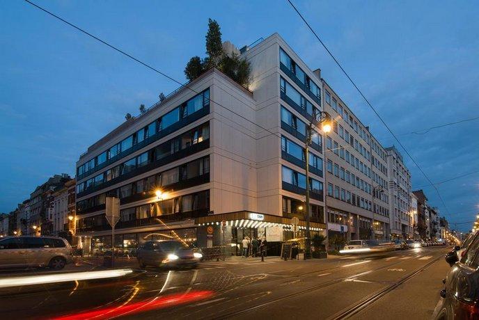 Jam Hotel Brussels