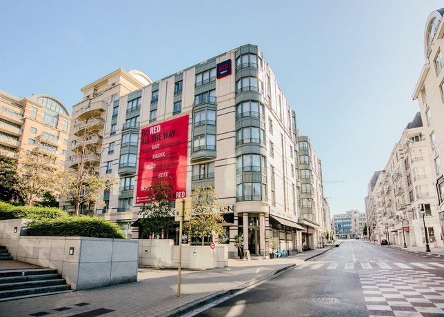 Radisson RED Hotel Brussels